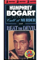 Call It Murder / Beat The Devil (2-Tape Set)