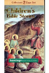 Children's Bible Stories (2-Tape Set)