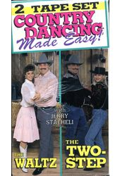 Country Dancing Made Easy (2-Tape Set)