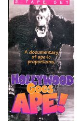 Hollywood's Gone Ape (2-Tape Set)