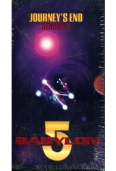 Babylon 5 - Journey's End Season 5 (2-Tape Set)