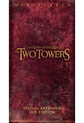 Lord Of The Rings: Two Towers (2-Tape Set)