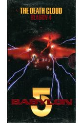 Babylon 5: Death Cloud Season 4 (3-Tape Set)