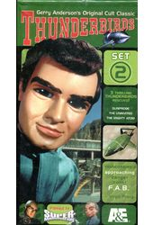Thunderbirds - Set 2(3-Tape Set)