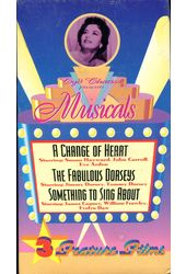 Musicals: 3 Feature Films (3-Tape Set)
