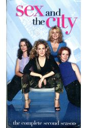 Sex And The City - Complete 2nd Season (4-Tape