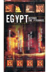 Egypt Beyond The Pyramids (4-Tape Set)