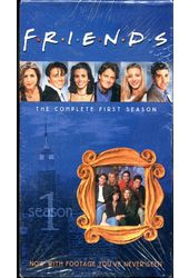 Friends - Complete 1st Season (4-Tape Set)