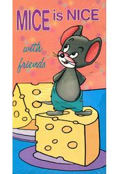 Mice Is Nice With Friends