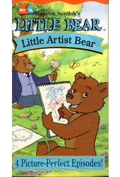 Little Bear: Little Artist Bear