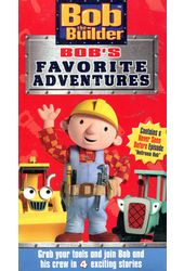 Bob The Builder: Favorite Adventures
