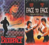 Jackie Chan: Face to Face / Bloodpact (2-VHS)