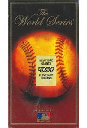 1954 World Series: New York Giants Vs. Cleveland