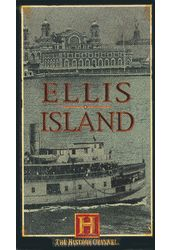 History Channel: Ellis Island (3-VHS)