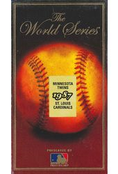 1987 World Series: Minnesota Twins Vs. St. Louis