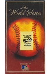1988 World Series: Los Angeles Dodgers Vs.
