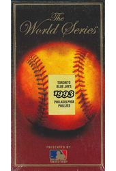 1993 World Series: Toronto Blue Jays Vs.