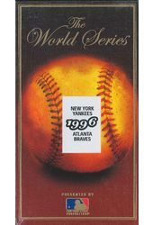 1996 World Series: New York Yankees Vs. Atlanta