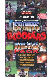 Sports Bloopers Mega Pack (4-VHS)