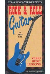 Rock & Roll Guitar: Video Music Lessons