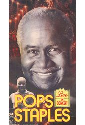 Pops Staples Live in Concert