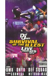 Survival of the Illest: Live from 125 N.Y.C