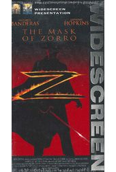 The Mask of Zorro (WS)
