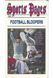 Sports Pages Vol. 3: Football Bloopers