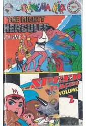 The Mighty Hercules/Speed Racer (Volume 2)