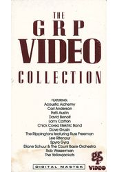 The GRP Video Collection