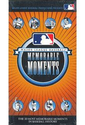 Major League Baseball Memorable Moments: The 30