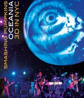 Smashing Pumpkins: Oceania 3D in NYC (Blu-ray)