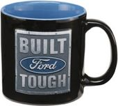 Built Tough - 20 oz. Embossed Ceramic Mug