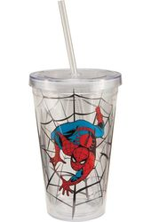 Marvel Comics - Spiderman - 18 oz. Plastic Cup