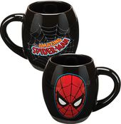 Marvel Comics - Spiderman 18 oz. Oval Ceramic Mug