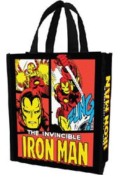 Marvel Comics - Iron Man Small Recycled Shopper