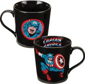 Marvel Comics - Captain America 12 oz. Ceramic Mug