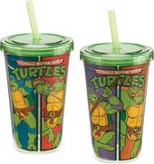 Teenage Mutant Ninja Turtles - 12 oz. Plastic