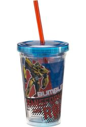 Transformers - 12 oz. Acrylic Travel Cup