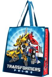 Transformers - Prime Large Recycled Shopper Tote