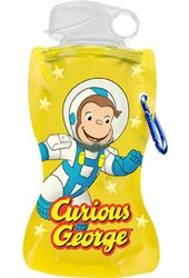 Curious George - 12 oz. Collapsible Water Bottle