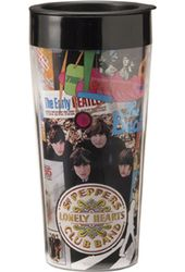 Albums: 16 oz. Plastic Travel Mug
