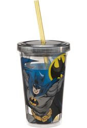 DC Comics - Batman - 12 oz. Plastic Travel Cup
