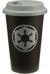 Star Wars - 12 oz. Double Wall Ceramic Travel Mug