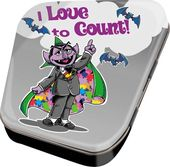 Sesame Street - I Love To Count - Mini Pill Box