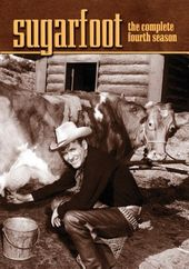 Sugarfoot - Complete 4th (Final) Season (2-Disc)