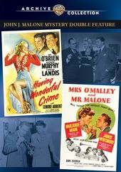 John J. Malone Mystery Double Feature (Having