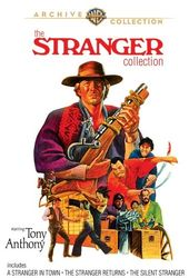 The Stranger Collection (A Stranger in Town / The