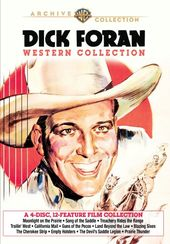 Dick Foran Western Collection: 12-Feature Films