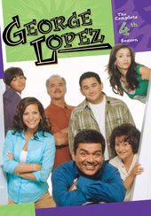 George Lopez - Complete 4th Season (3-Disc)
